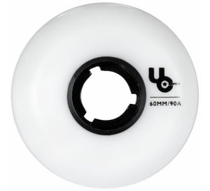 UnderCover Team Blank 60mm Wheels