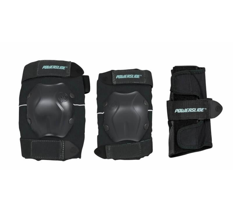 Powerslide Standard Women Gear 3 Pack Set