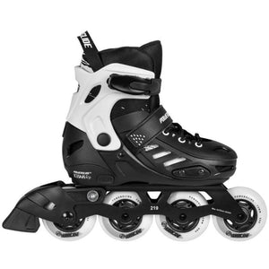Powerslide Khaan SQD Black Kids Skates