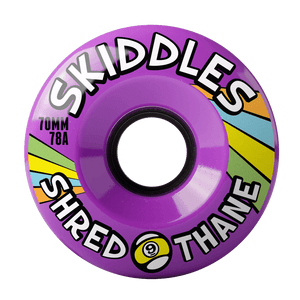 Sector 9 Skiddles 70mm Wheels