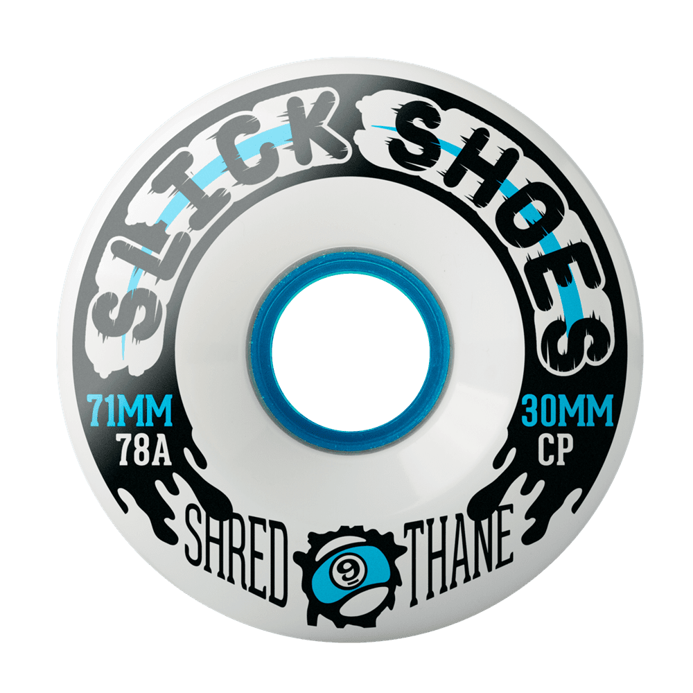 Sector 9 Slick Shoes Wheels