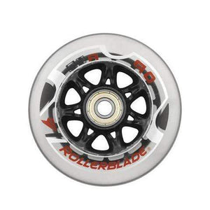 Rollerblade 90mm/84a Wheels and SG9 Bearings