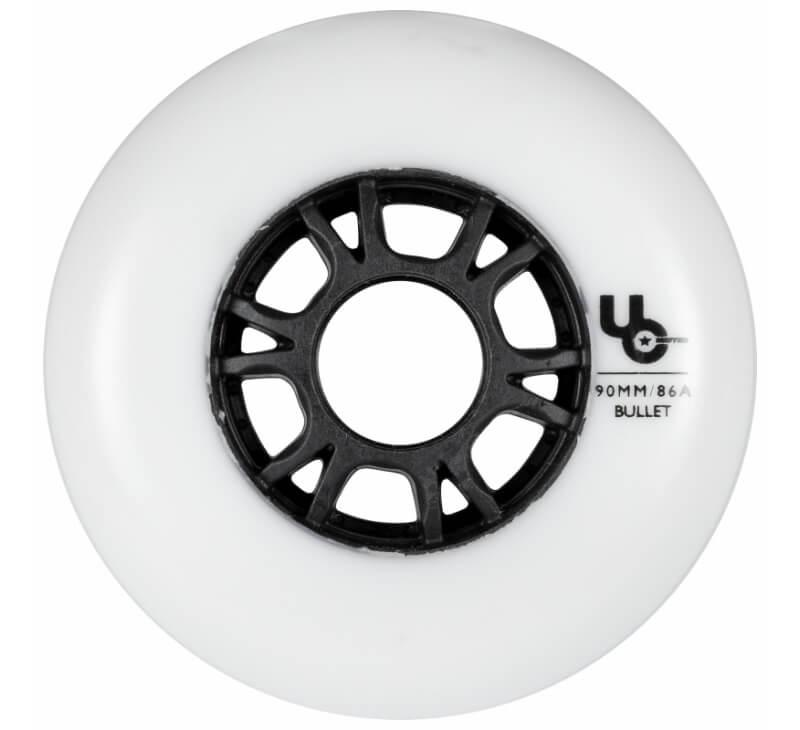 UnderCover Team Blank 90mm Wheels