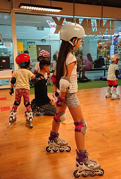 Bukit Timah Indoor Skating Lessons