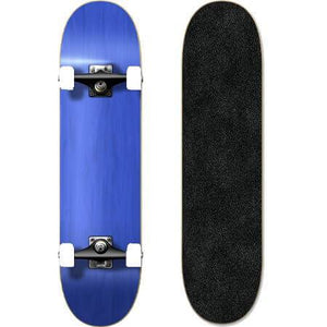 "Yocaher Blank 8"" Complete Skateboard"
