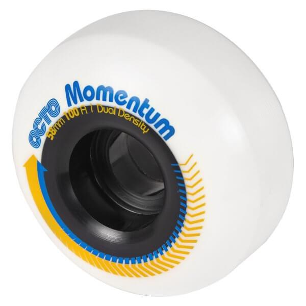 Octo Momentum Park Dual Density Quad Wheels