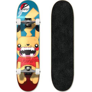"Yocaher Pika 7.5"" Complete Skateboard"