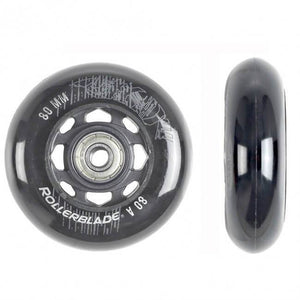 Rollerblade Urban 80mm/80a Wheels With SG7 Bearings