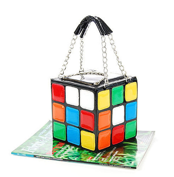 The Rubiks Cube Handbag