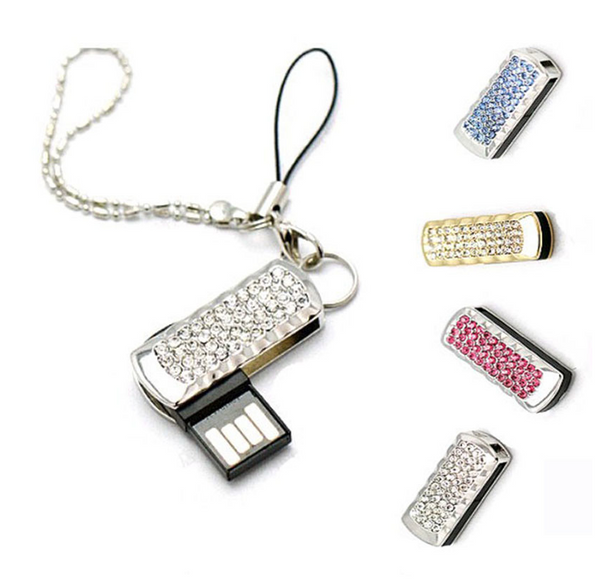 Diamond USB Flash