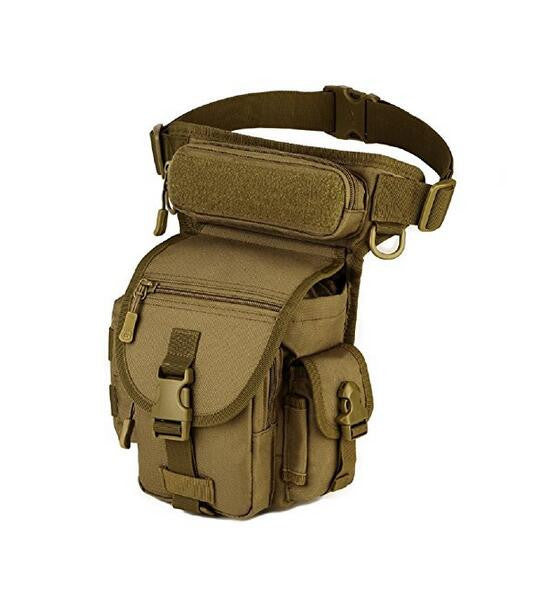 Military Sport Multi-purpose Racing Drop Leg Bag