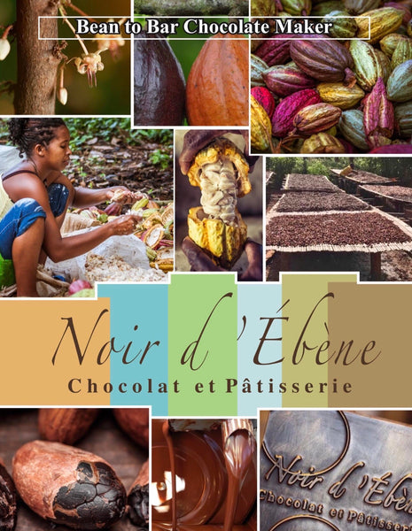What's your NAME - 85% Dark Chocolate Sur de Lago