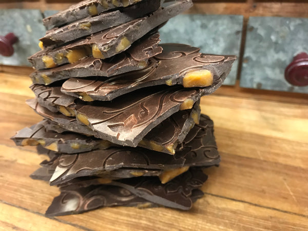 Toffee Bark - Dominican Republic - Gluten Free
