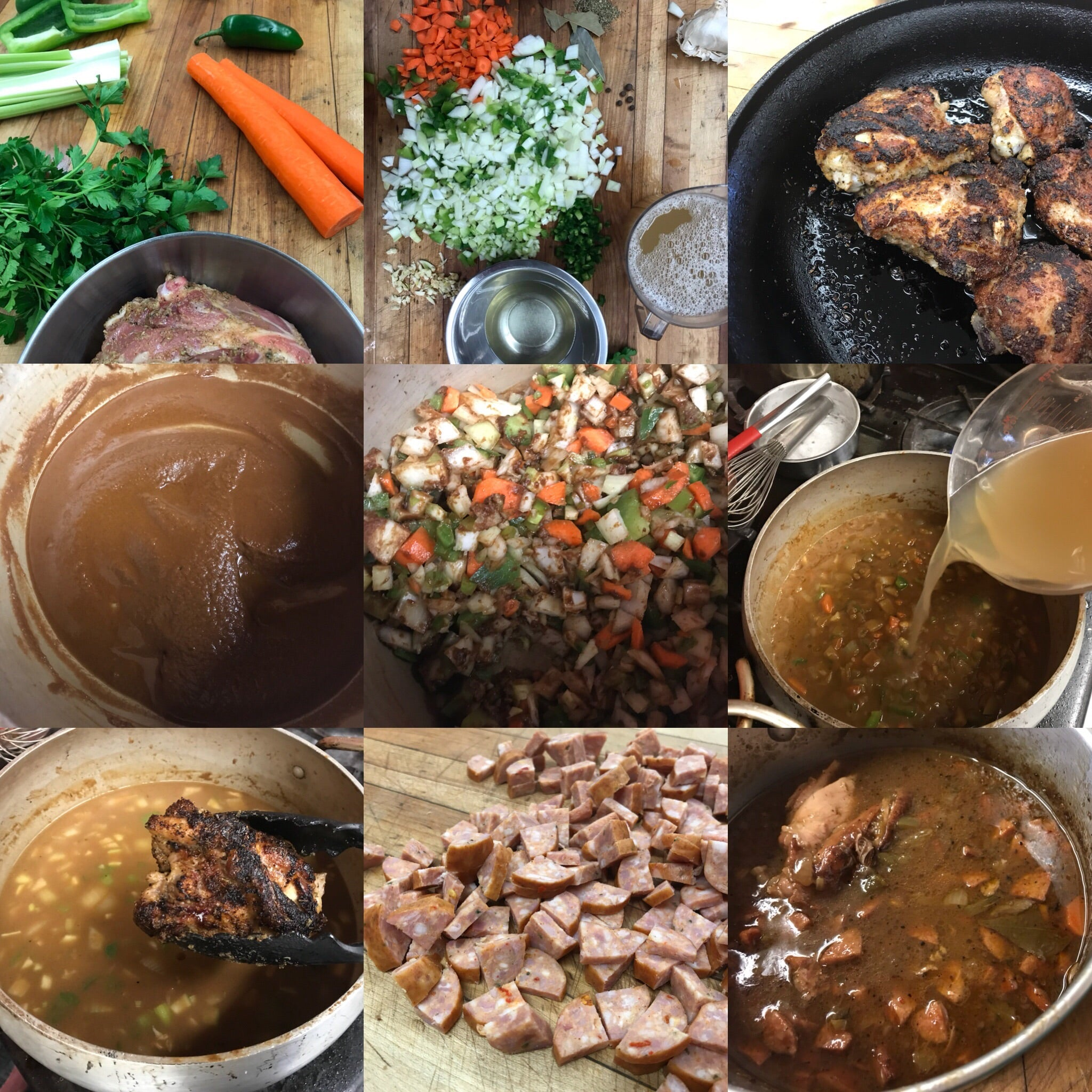 Gumbo Base - enjoy gumbo in minutes.