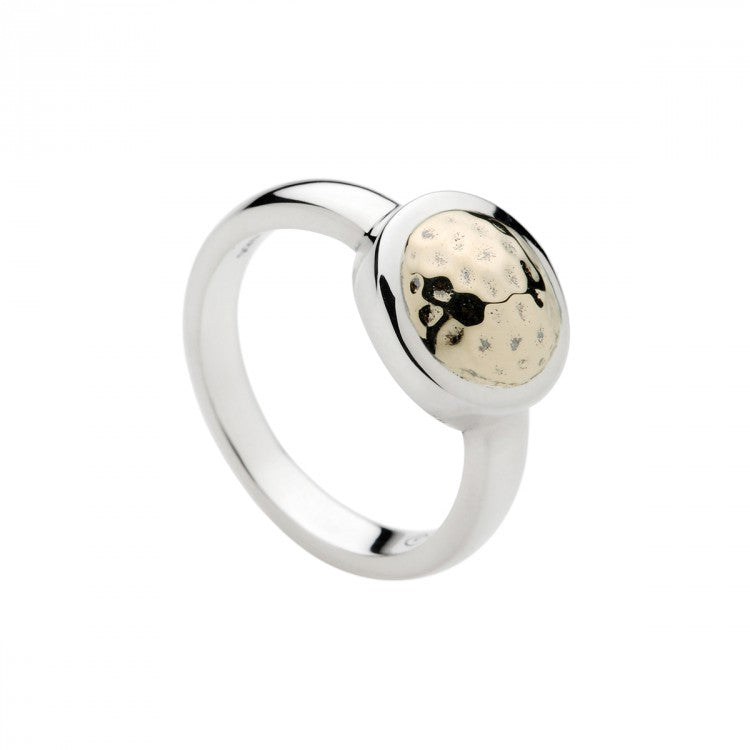 Two-tone Najo ring