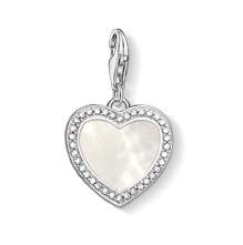 Thomas Sabo 'With Love' Heart Charm CC1472