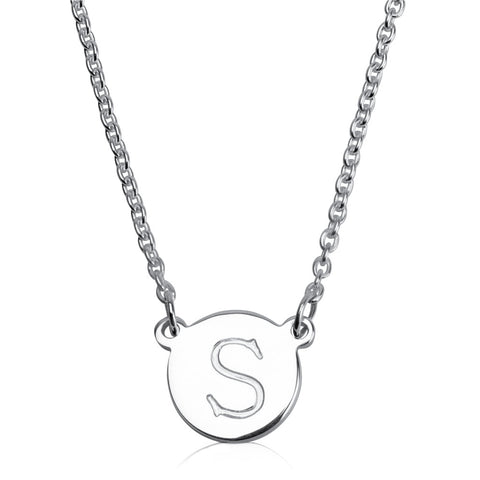 Charmour 10mm Disc Necklace CM815