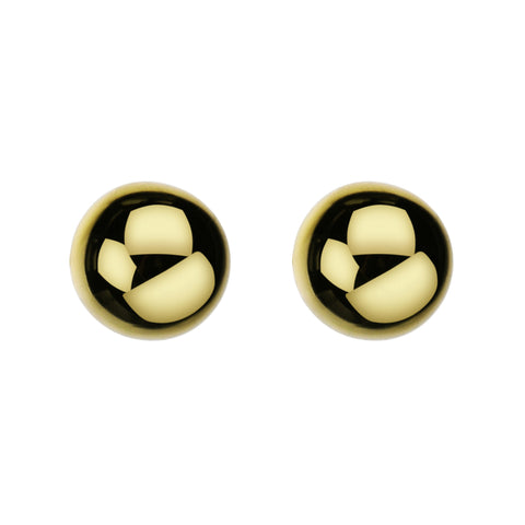 Najo 8mm Ball Studs (Yellow) E5326
