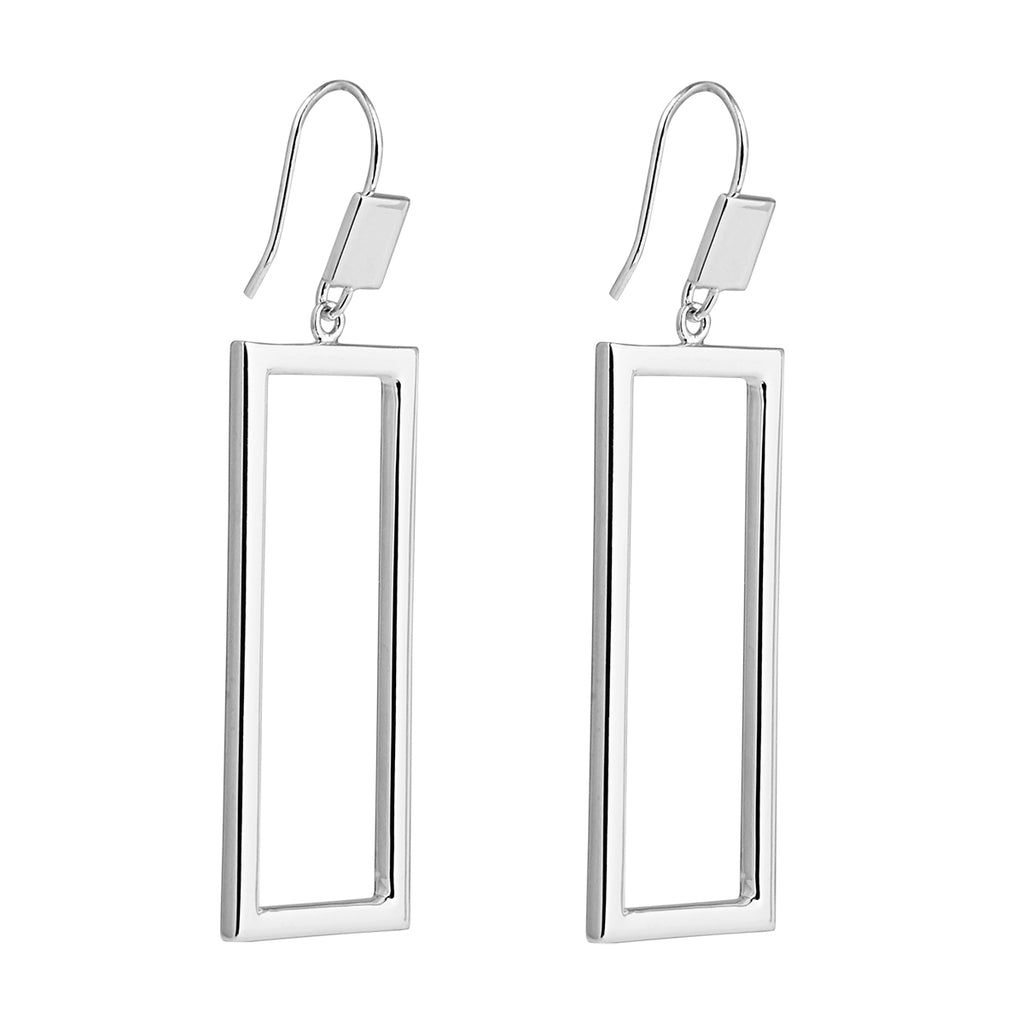 Silver Najo earrings