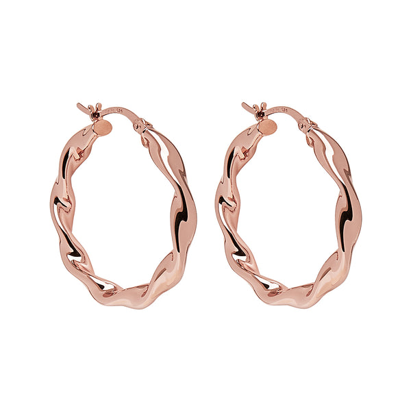 Najo Alicia Earrings (Rose) E6236