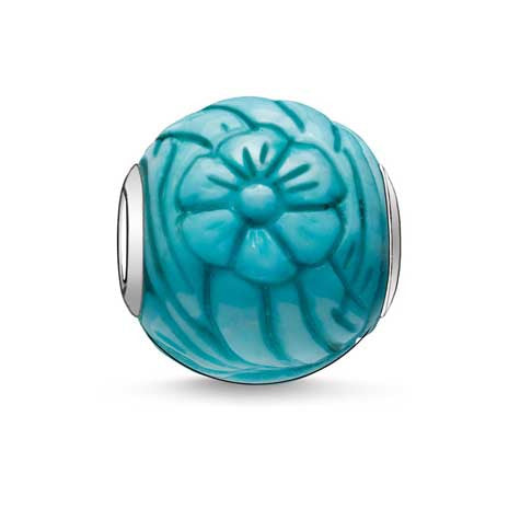 Sunflower Karma Bead TK0023