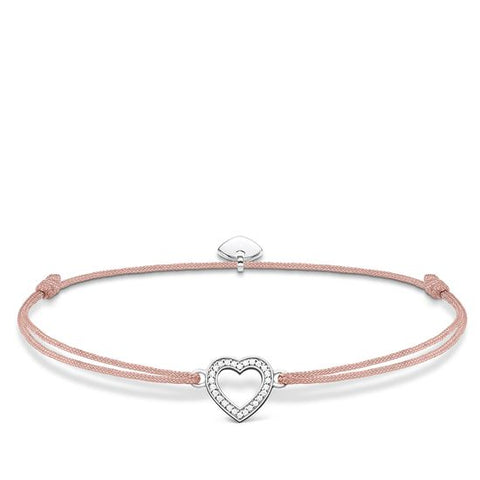 Little Secrets Heart Bracelet LS029