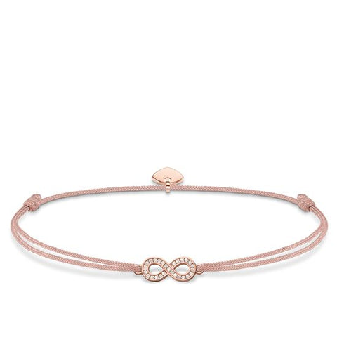Little Secrets Infinity Bracelet (Rose) LS032