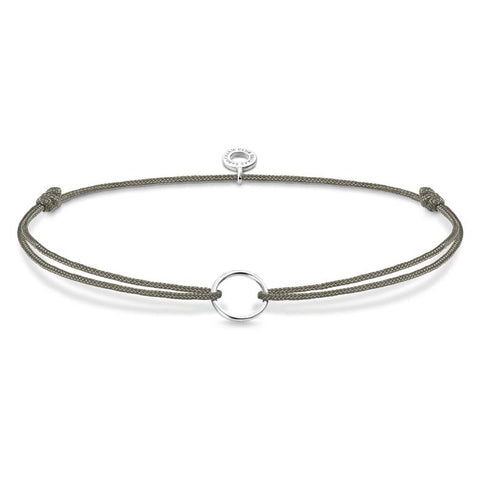 Thomas Sabo Adjustable Charm Bracelet LS066