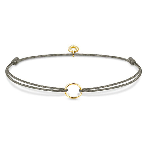 Thomas Sabo Adjustable Charm Bracelet LS067