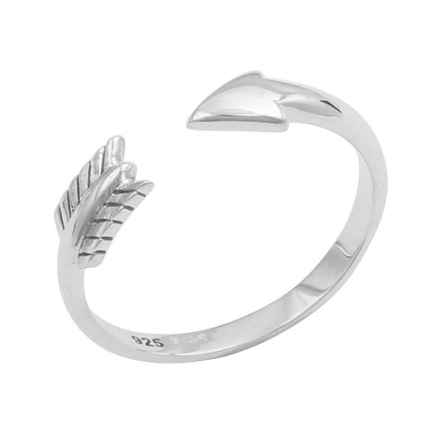 Midsummer Star Arrow Midi Ring M5010