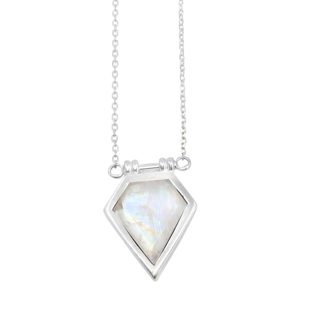 Toni May Montana Necklace (Moonstone)