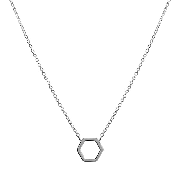 Silver Najo necklace