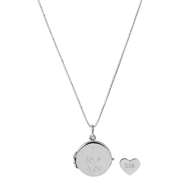 Najo Love Locket Necklace N5806