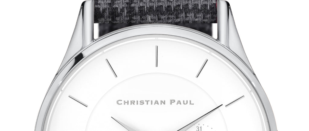 40mm Classic Christian Paul Watch 181CWS4008