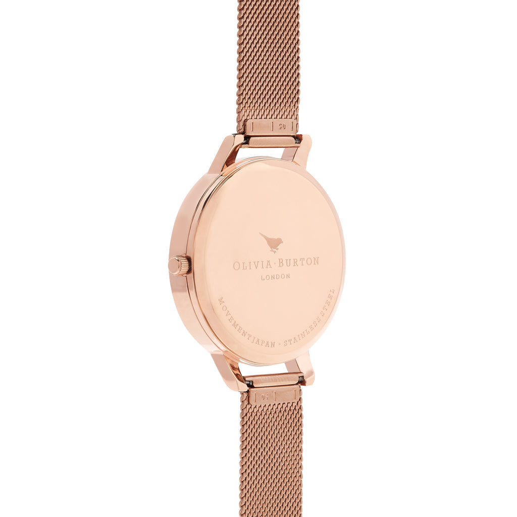 Olivia Burton Watch and Case Cuff OB16CB13