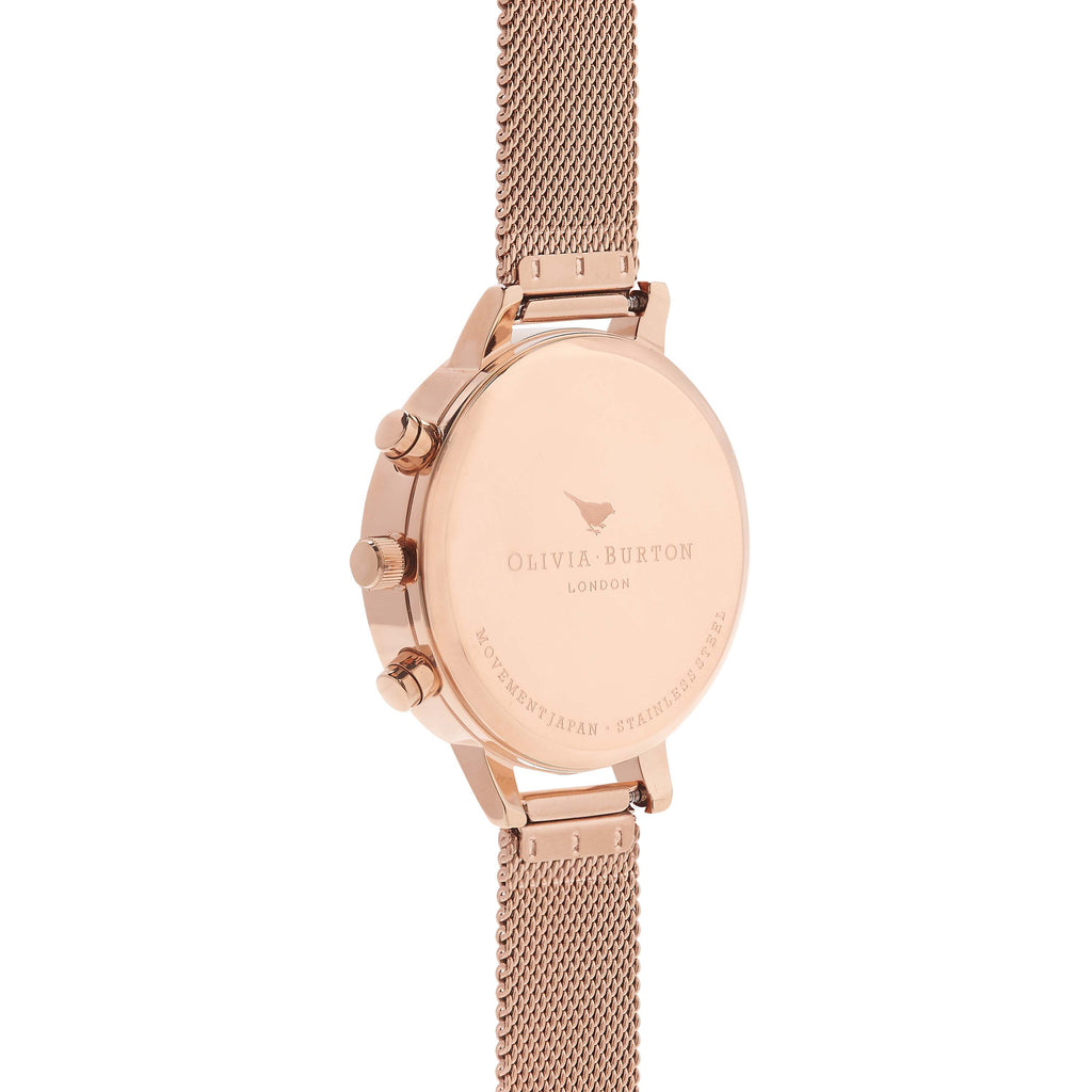 Olivia Burton Chrono Watch OB16CG86