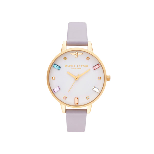 Olivia Burton Rainbow Bee Watch OB16RB11