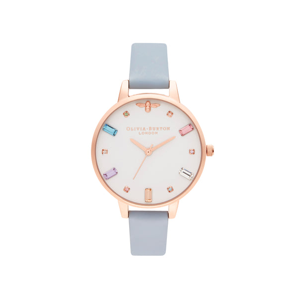 Olivia Burton Rainbow Bee Watch OB16RB12