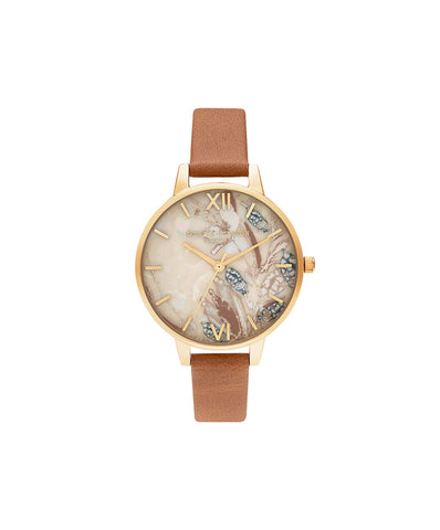 Olivia Burton Abstract Florals Watch OB16VM39