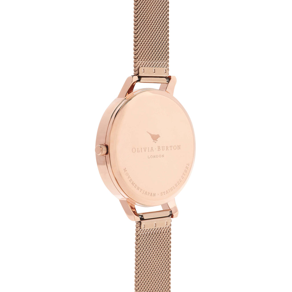 Olivia Burton Winter Garden Watch OB16WG18