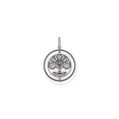Thomas Sabo Tree of Love Spinning Pendant TPE920