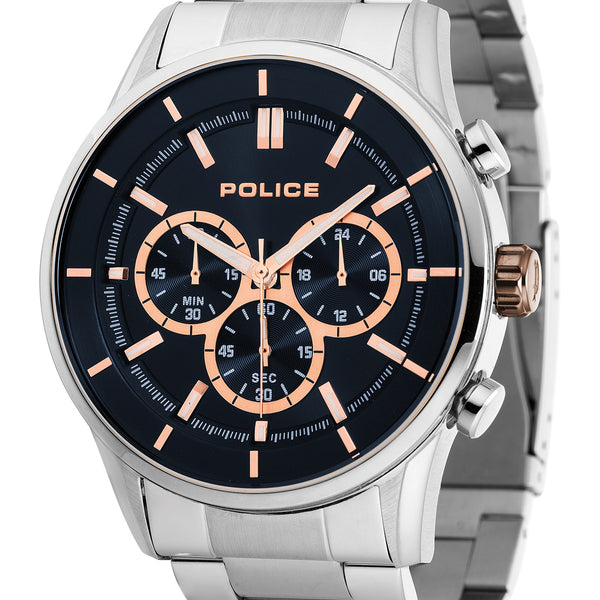 Police Rush Watch