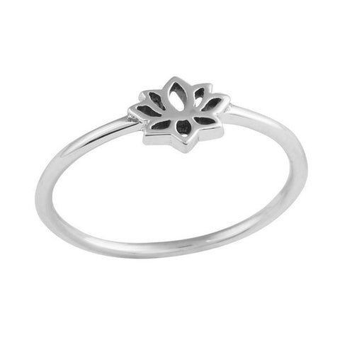 Midsummer Star Baby Lotus Ring R340