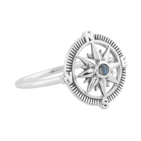 Guiding Light Compass Ring R416RM