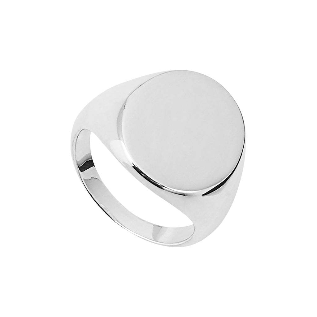 Najo Oval Signet Ring R5803