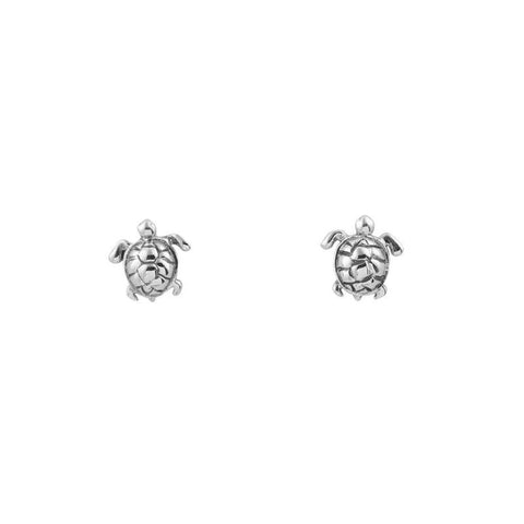 Midsummer Star Great Barrier Reef Turtle Studs S269