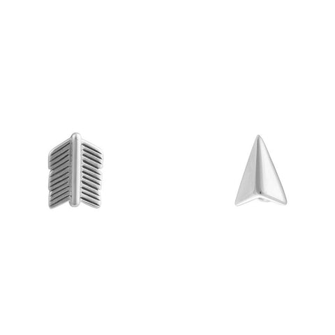 Arrow Head and Chevron Studs S5008