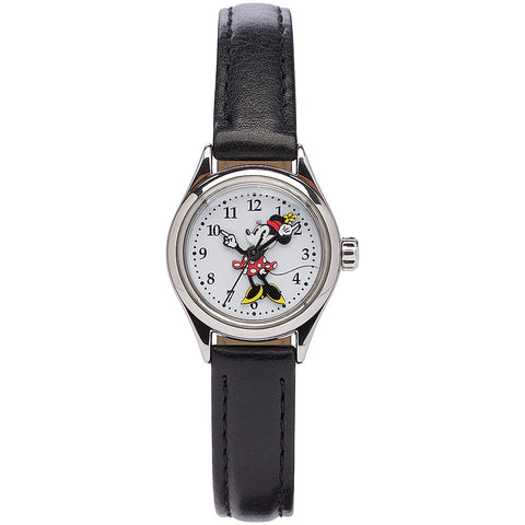25mm Petite Minnie Watch (Black) TA56702