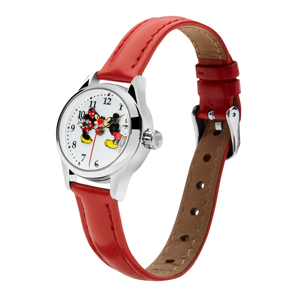 25mm Mickey and Minnie Kiss Watch TA56731