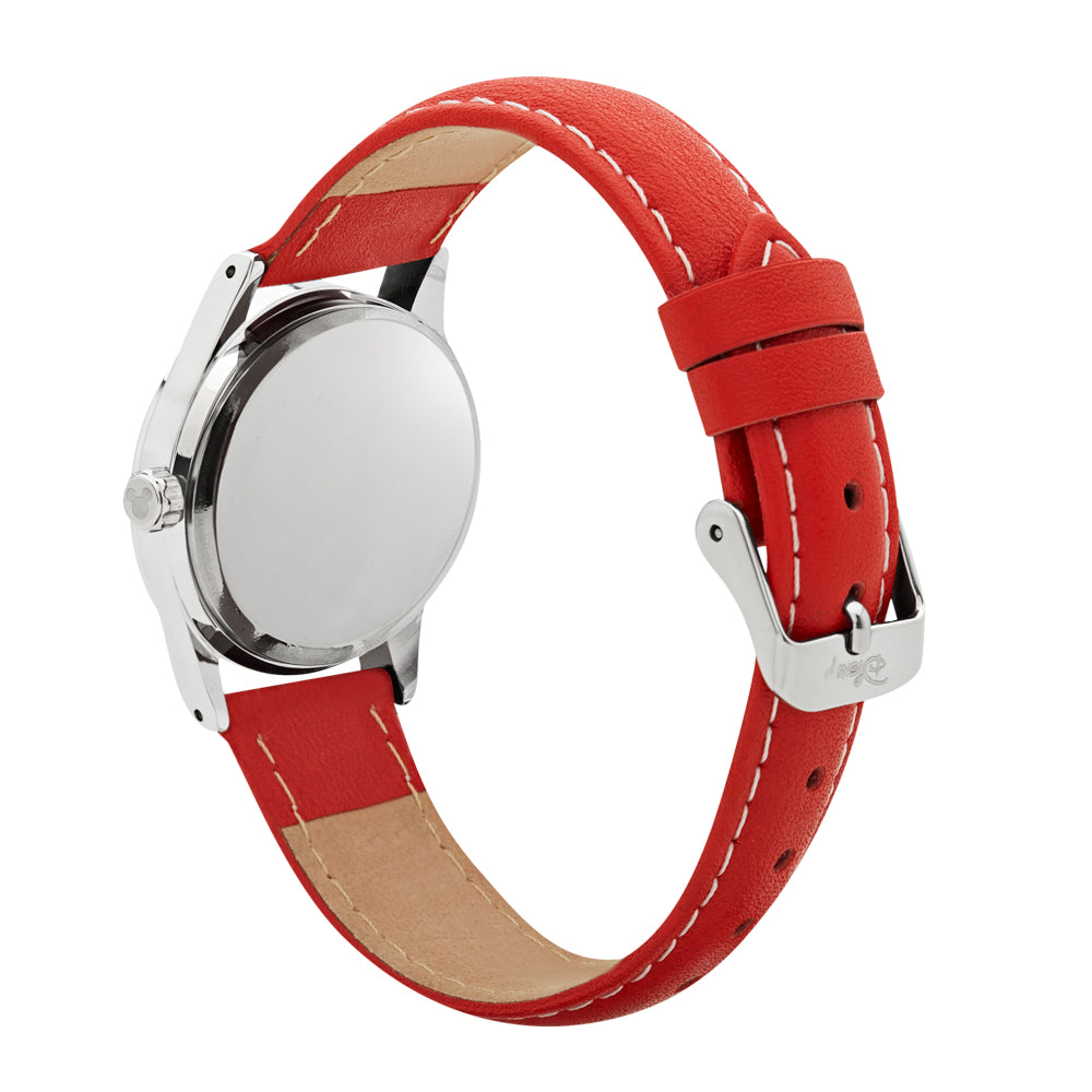 34mm Running Mickey Watch (Red) TA56914